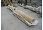 Изготовление части большой колонны[2]