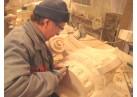 Изготовление сложных капителей ручной резкой[1]