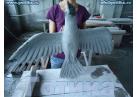 Резьба чайки (не полированная)