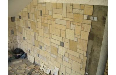 Стена мозаикой[1]
